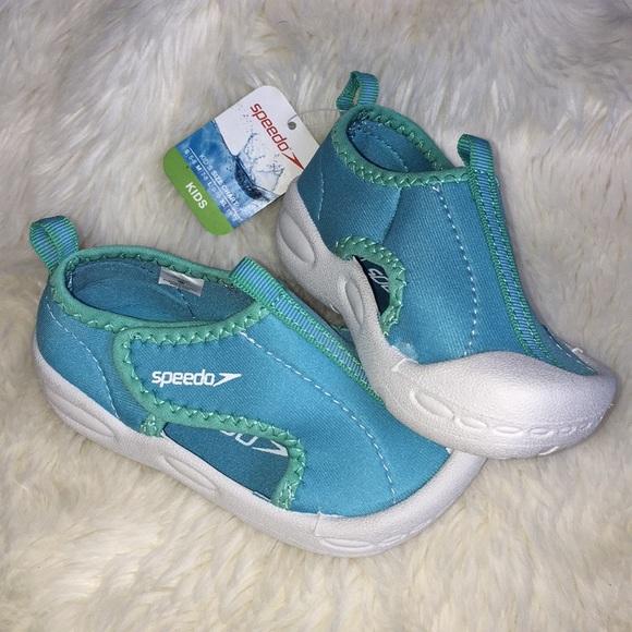 a26858ec5870 🛑3x 30🛑 Speedo Toddler Hybrid Water Shoes